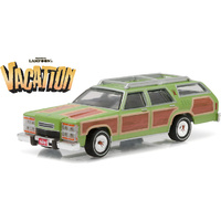 National Lampoons Vacation - Wagon Queen Family Truckster 1:43 Scale