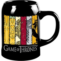 Game of Thrones Stein Ceramic House Sigils