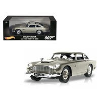 "James Bond 1:18 Scale ""Goldfinger"" Aston Martin DB5"