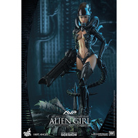 Alien Vs Predator Alien Girl Action Figure