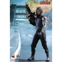 Captain America Winter Soldier Action Figure
