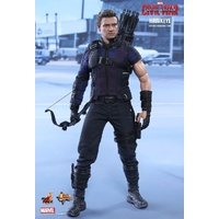 Captain America Hawkeye Action Figure