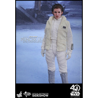 "Star Wars - Princess Leia Episode V The Empire Strikes Back 12"" 1:6 Scale Action Figure"