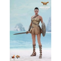 Wonder Woman Movie - Wonder Woman Training Armor 12""