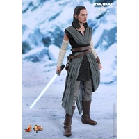 "Star Wars - Rey Jedi Training Episode VIII The Last Jedi 12"" 1:6 Scale Action Figure"