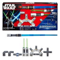 Star Wars The Force Awakens Bladebuilders Jedi Master Lightsaber