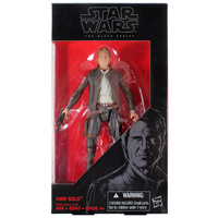 Star Wars Black Series Han Solo 6-Inch Action Figure