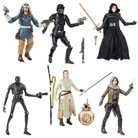Star Wars Black Series 6-Inch Action Figures Wave 7 Case