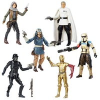 Star Wars Black Series 6-Inch Action Figures Wave 8 Case