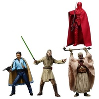 Star Wars The Black Series 6-Inch Action Figure Wave 11 - Set of 4
