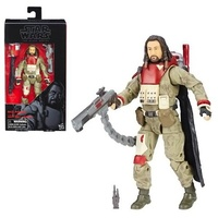 Star Wars Black Series Baze Malbus 6-Inch Action Figure