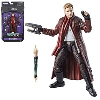 Guardians of the Galaxy Marvel Legends 6-Inch Star-Lord II Action Figure