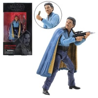 Star Wars The Black Series Lando Calrissian 6-Inch Action Figure