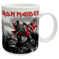 IRON MAIDEN TROOPER COFFEE MUG