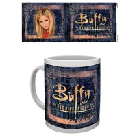 Buffy the Vampire Slayer Buffy Mug