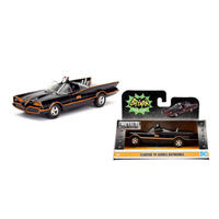 1:32 Batman 1966 Classic TV Series Batmobile