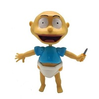 Rugrats Tommy 3-Inch Action Figure with Accessories