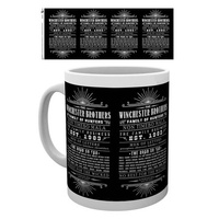 Supernatural Family Business Mug
