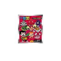Teen Titans 3-D Figural Key Chain Blind Bag
