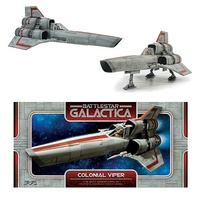 Battlestar Galactica Classic Viper 1:32 Finished Model Kit