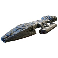 Battlestar Galactica Classic Prefinished Model Kit