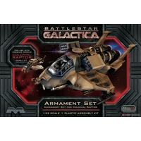 Battlestar Galactica Raptor Armament 1:32 Scale Model Kitt