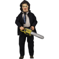 "Texas Chainsaw Leatherface (Dinner) 8"" Action Figure"