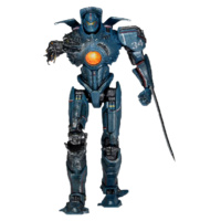 "Pacific Rim - Reactor Blast Gipsy Danger 7"" Action Figure"