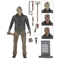 "Friday the 13th - Jason Part 4 The Final Chapter 7"" Action Figure"
