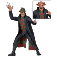 "A Nightmare on Elm Street 7"" New Nightmare Freddy Action Figure"