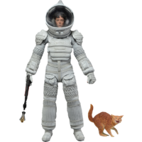 "Alien - Ripley (White Nostromo Spacesuit Version) 7"" Action Figure (Series 4)"