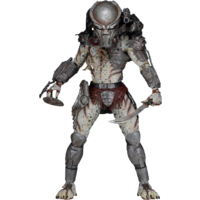 "Predator - Ghost Predator 7"" Action Figure (Series 16)"