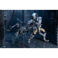 "Alien vs Predator - 7"" Celtic Vs Grid Alien Action Figure 2-Pack"