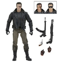 "Terminator 7"" Police Station Assault T-800"