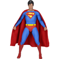 Superman Christopher Reeve 1:4 Scale Action Figure