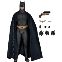Batman (Christian Bale) 1:4 Scale Action Figure