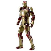 Iron Man 3 - Iron Man Mark XLII 1:4 Scale Action Figure
