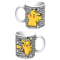 Pokemon Coffee Mug Pikachu Name