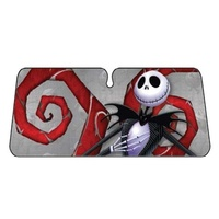 The Nightmare Before Christmas Graveyard Accordion Bubble Sunshade