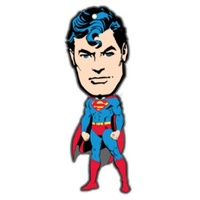 Superman Wiggler Air Freshener with Stand