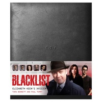 The Blacklist Elizabeth Keen's Dossier Hardcover Book