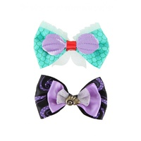 THE LITTLE MERMAID - 2 BOW SET