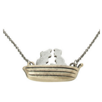 THE LITTLE MERMAID - KISS THE GIRL NECKLACE