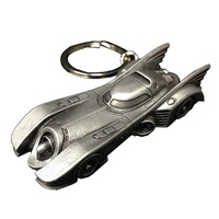 Batman 1989 Movie Batmobile Key Chain