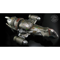 "Firefly Serenity Cutaway 1:250 Scale 12"" Replica"