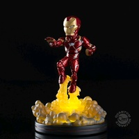 Iron Man - Light-Up Q-Fig