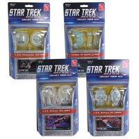 Star Trek Ships of the Line Snap-Fit Models Assortment 1:2500 scale model kits
