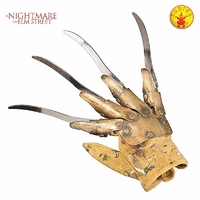 Nightmare on Elm Street Freddy Krueger Supreme Edition Adult Glove