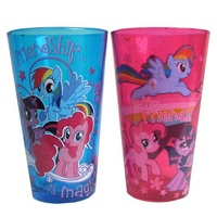 My Little Pony: Friendship Is Magic 16 oz. Pint Glass 2-Pack