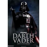 "Star Wars Darth Vader Deluxe 12"" 1:6 Scale Action Figure"